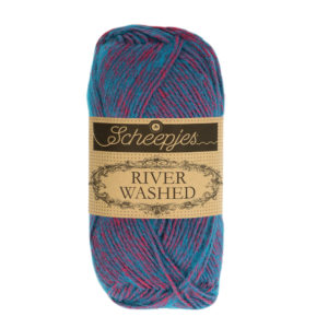 scheepjes river washed yarn colorado